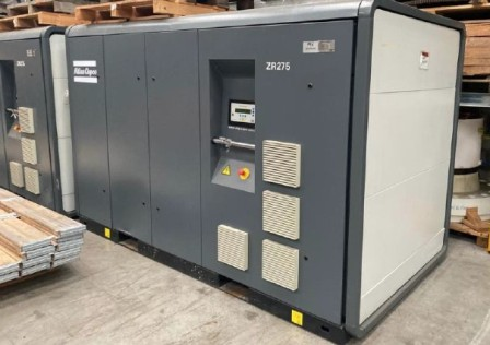 Unused Atlas Copco Compressors for sale